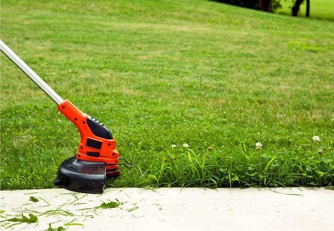 how to edge a lawn bob vila