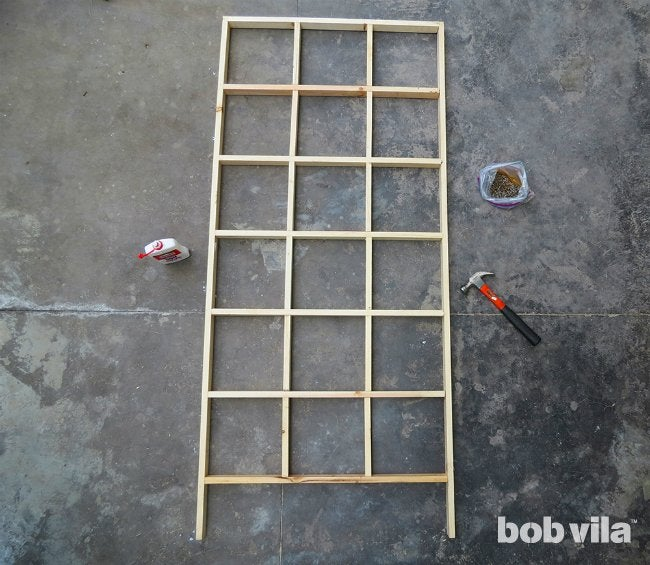 DIY Room Divider - Step 6