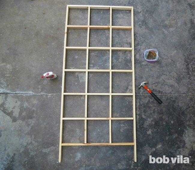 DIY Room Divider - Step 6