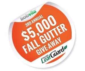 LeafGuard Gutter Contest