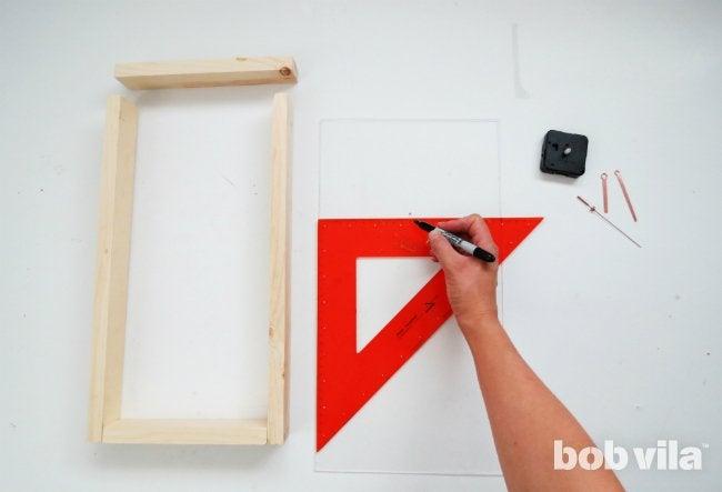 How to Make a Clock - Step 6