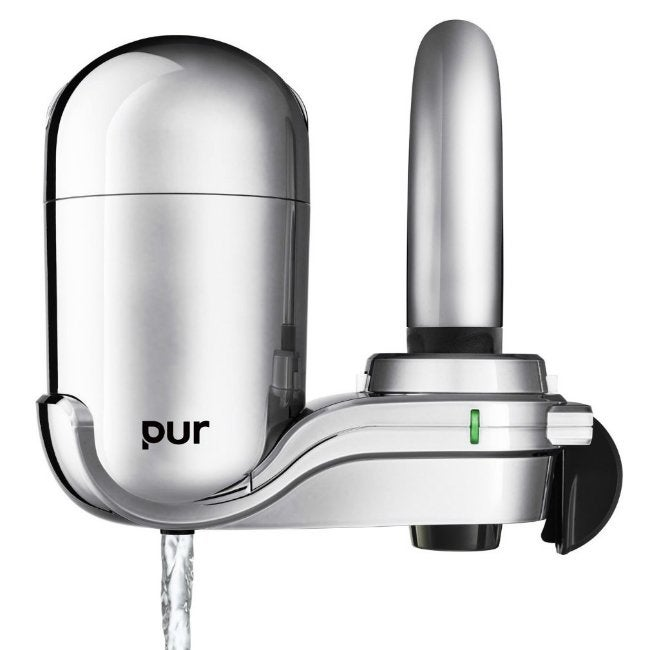 Best Faucet Water Filter - PUR Advanced Faucet Water Filter FM-3700B