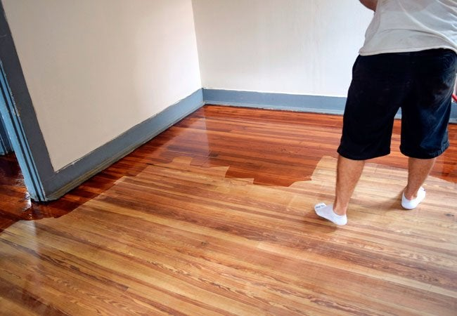 Plywood Sheet Flooring ~ Plywood floors all you need to know bob vila