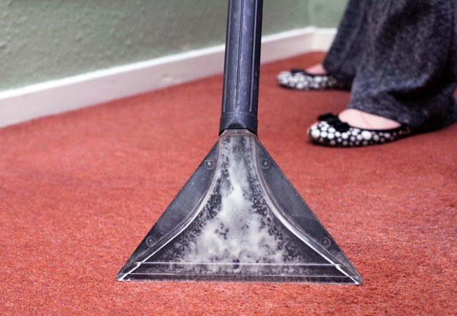 How to Shampoo Carpets