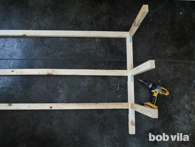 How to Build a Kitchen Island - Step 4