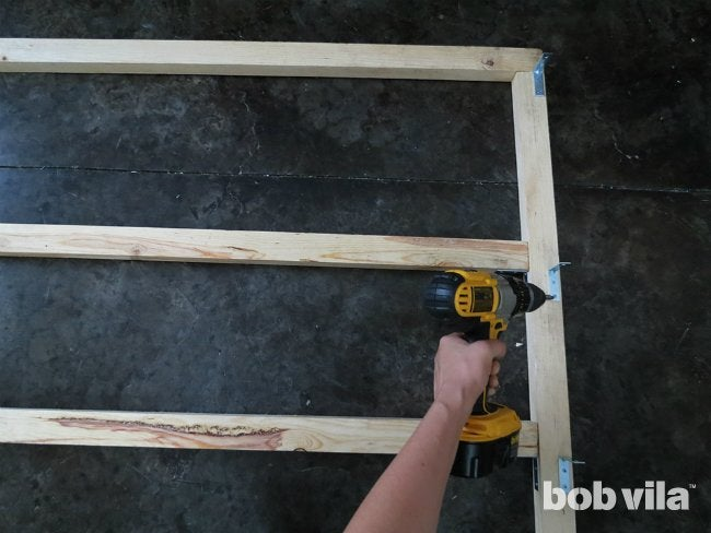 How to Build a Kitchen Island - Step 5