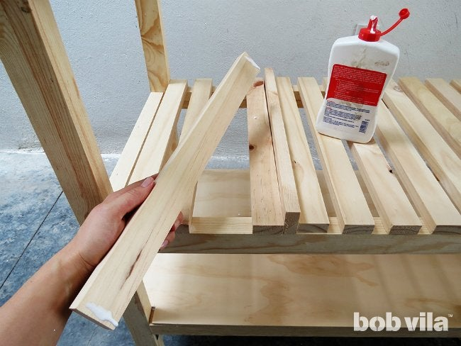 How to Build a Kitchen Island - Step 9