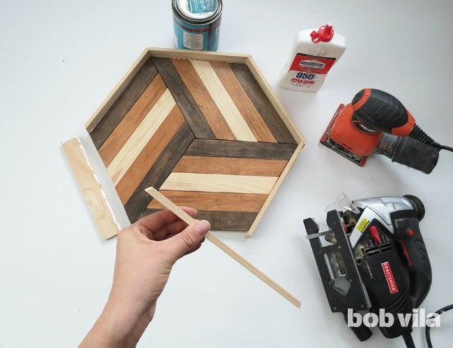 DIY Serving Tray - Step 10