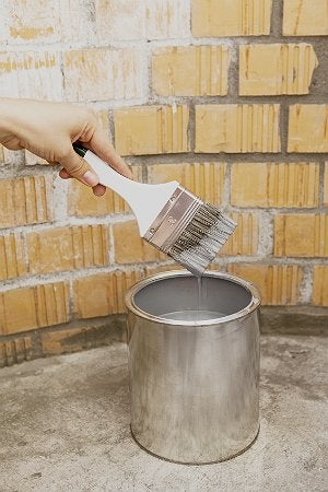 How to Whitewash Brick with Paint