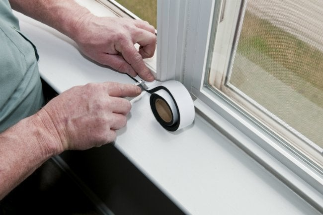 How to Insulate Windows with Weatherstripping