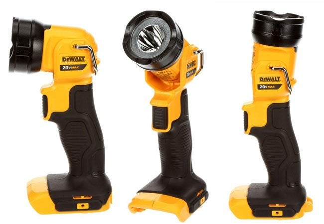 Best Flashlight - DEWALT 20-Volt Max Lithium-Ion LED Flashlight
