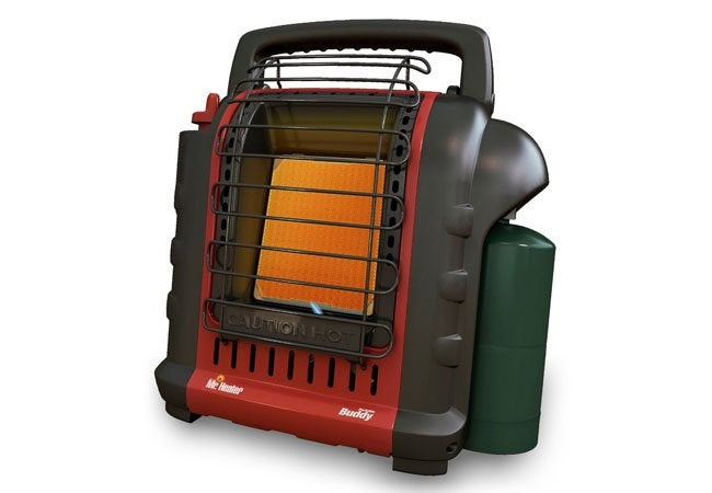 Best garage heater buyer 39 s guide bob vila for How much to install a garage heater