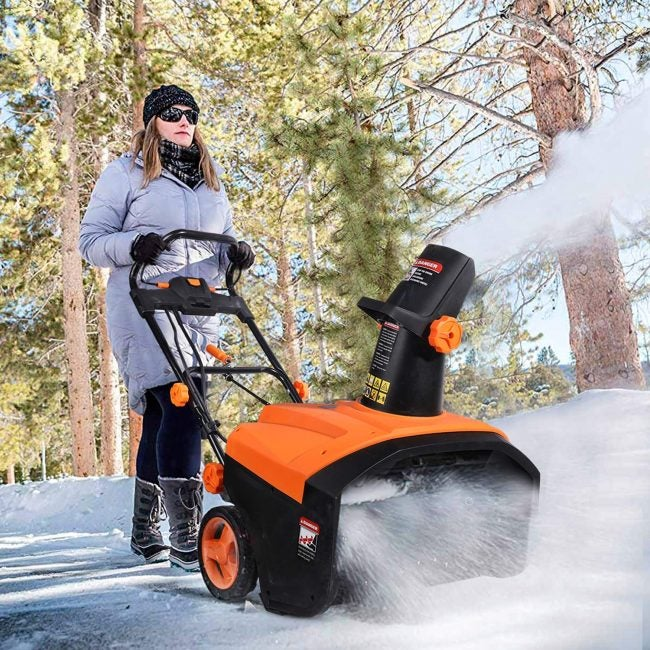 The Best Snow Blower: Tacklife