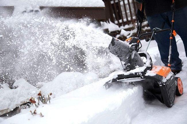 The Best Snow Blower: WEN