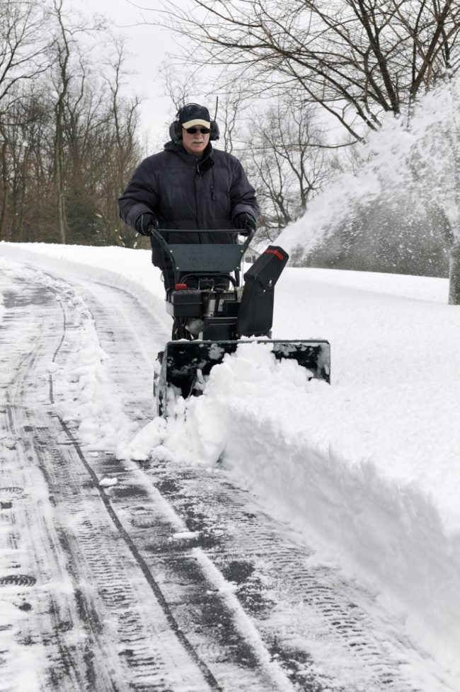 The Best Snow Blower for Clearing the Driveway