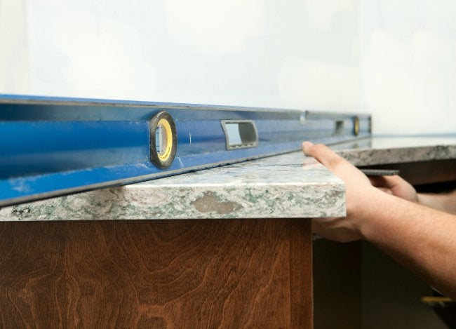 Quartz countertops all you need to know bob vila for Quartz countertop slab dimensions