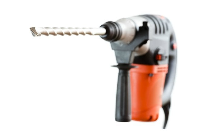 How to Drill into Concrete with a Rotary Hammer