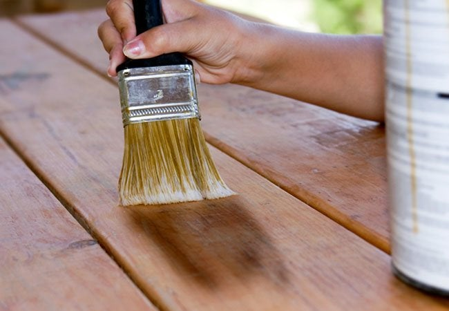 How to Waterproof Wood