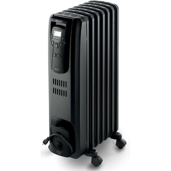 Best Space Heater - DeLonghi Oil Filled Radiator Heater