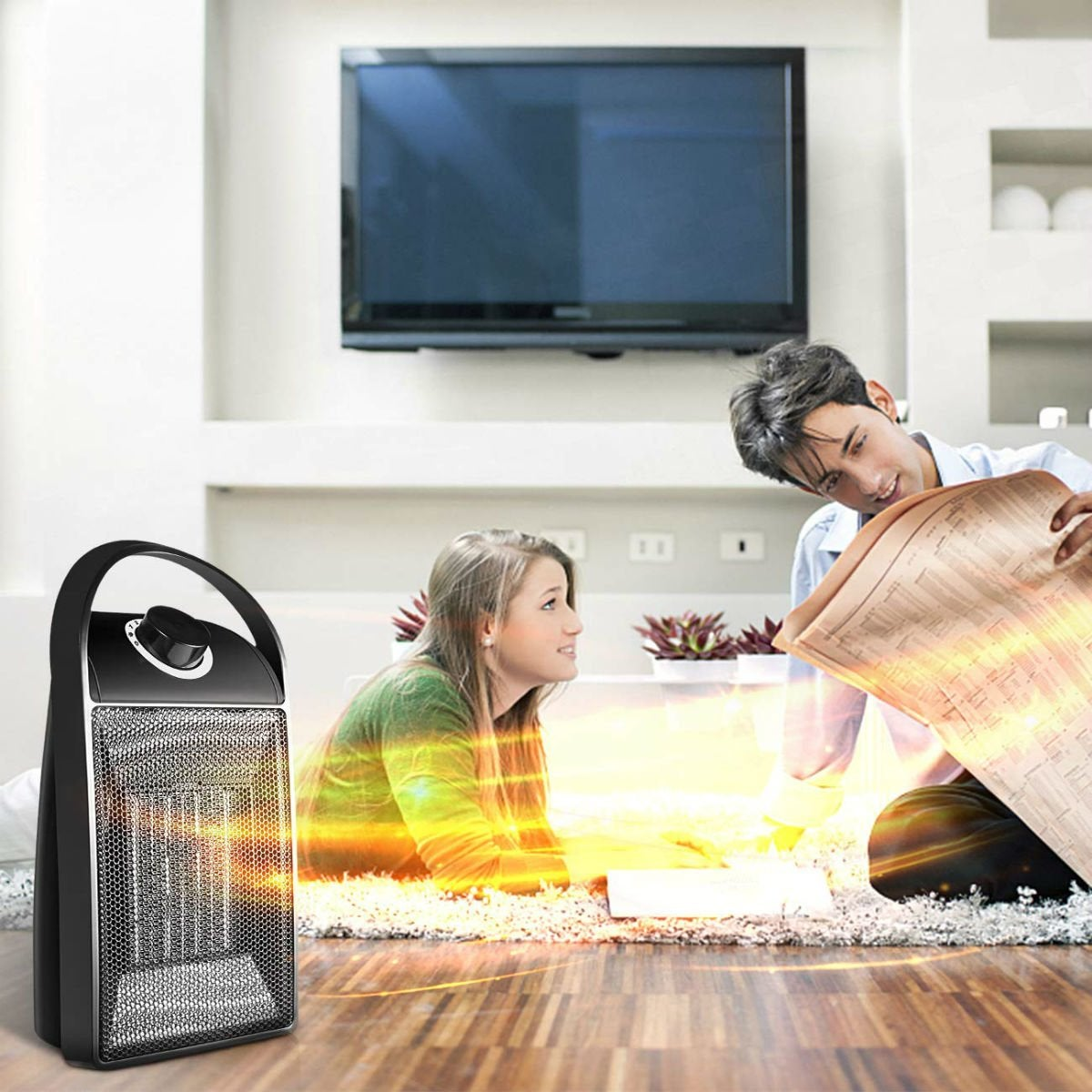 The Best Space Heaters: Fannel
