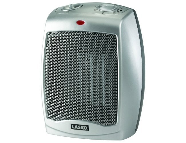 Best Space Heater - Lasko Ceramic Heater with Adjustable Thermostat