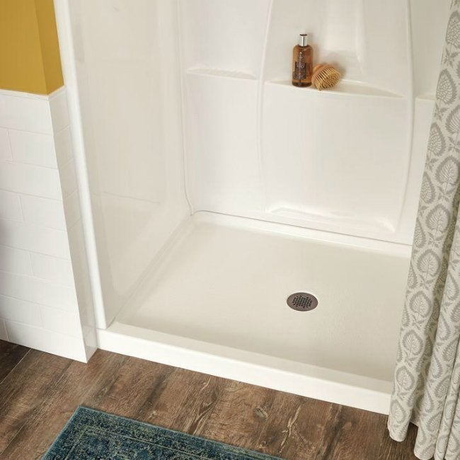 How To Install A Shower Pan Delta From Home Depot