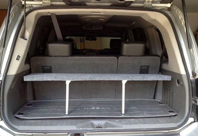 Trunk Storage Shelf
