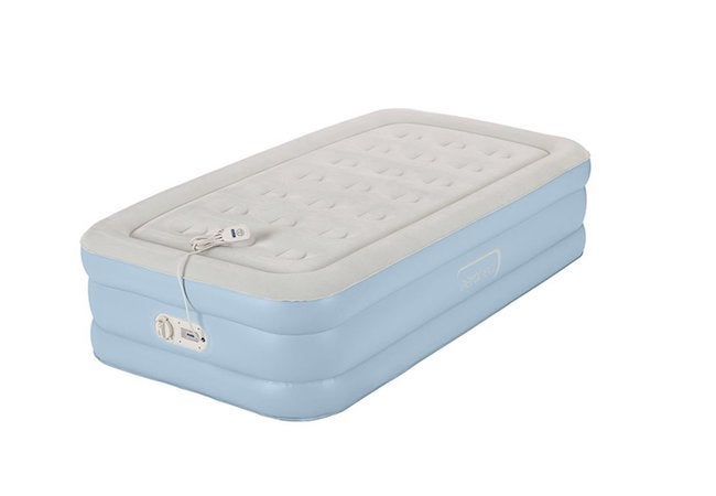 Best Air Mattress - AeroBed One-Touch Comfort Air Mattress in Double High, Twin
