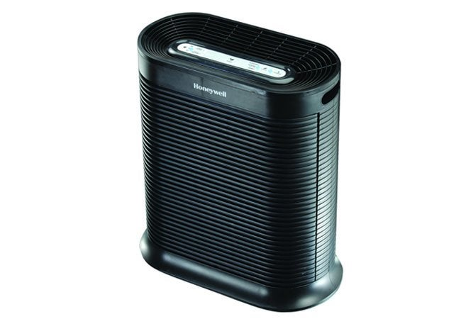 Air Purifier ionizer True Hepa Filter, Allergies Eliminator for Smokers, Dust, Mold