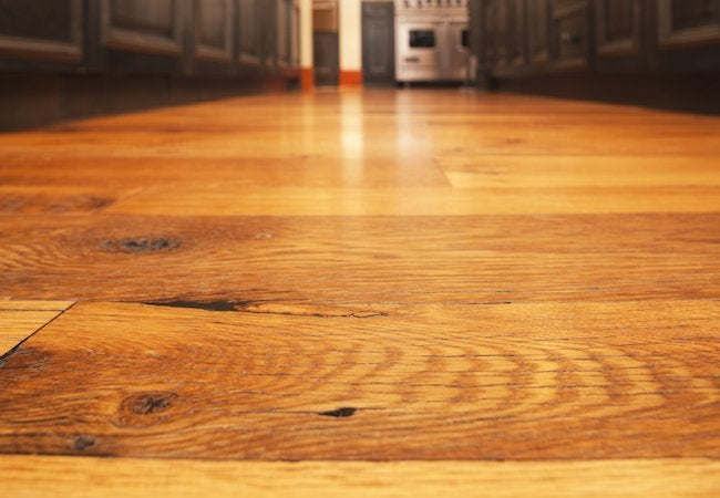 Hardwood Floor Scratch Repair