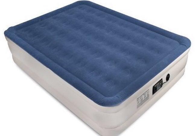 Best Air Mattress - SoundAsleep Dream Series Air Mattress with ComfortCoil Technology