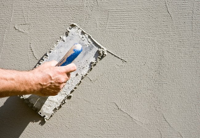 Stucco Homes - How to Apply Stucco