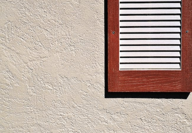 Stucco Homes - Exterior Closeup