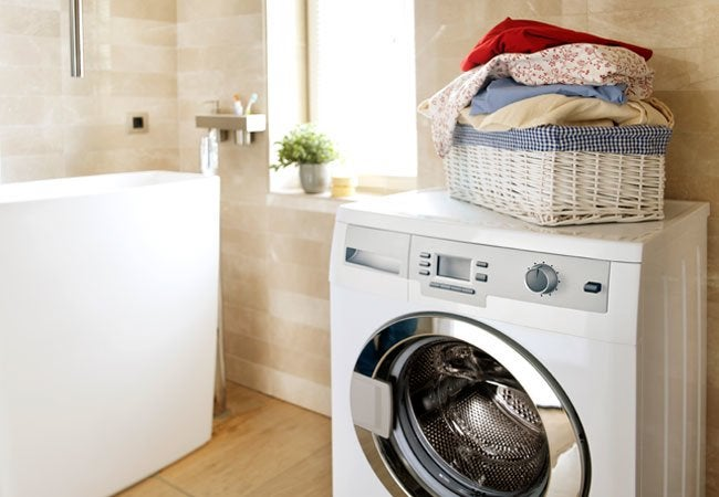 Photo: istockphoto.comWashing Machine Won't Spin