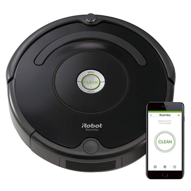Best Robot Vacuum with WiFi: Roomba675