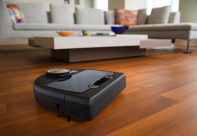 Best Robot Vacuum - Neato Botvac Connected