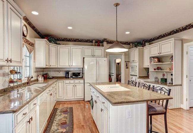 How To Glaze Kitchen Cabinets Bob Vila