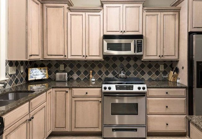 How To Glaze Kitchen Cabinets Nice Design
