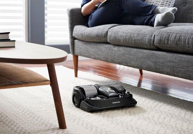 Best Robot Vacuum - Samsung Powerbot