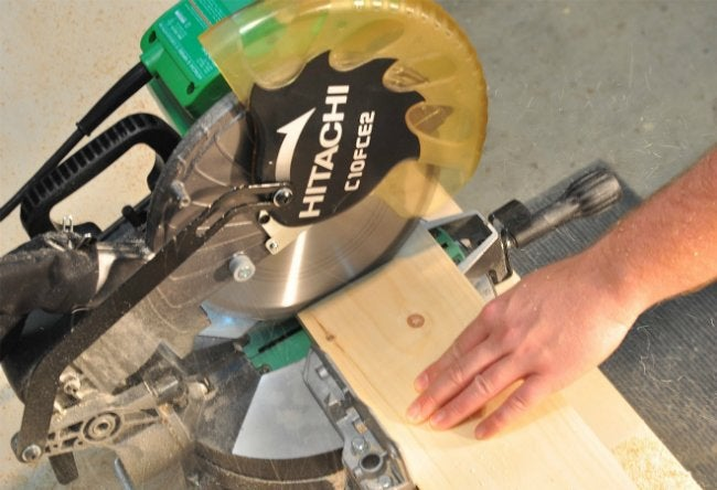 Types of Saws to Know - Miter Saw