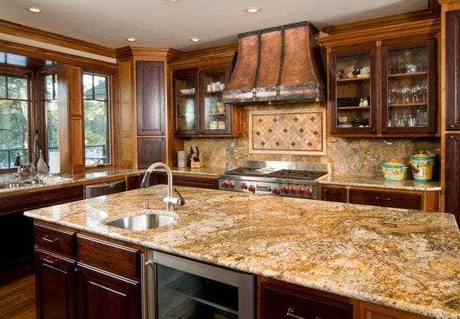 How To Seal A Granite Countertop Bobvila