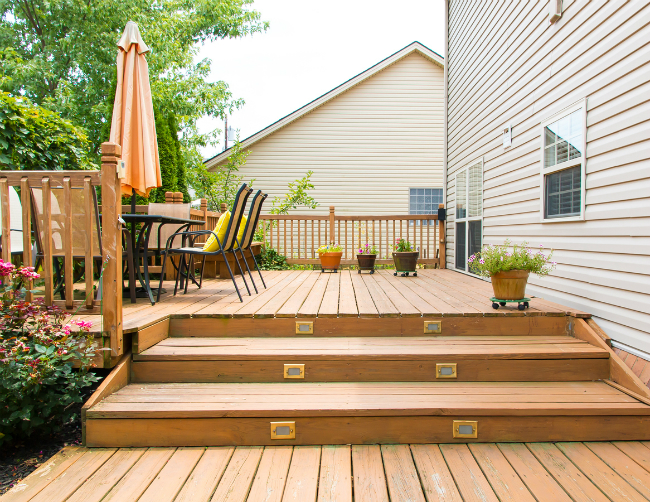 Deck Safety Tips