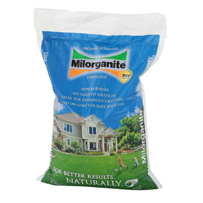 3 Top Options for the Best Lawn Fertilizer - Milorganite Organic Nitrogen Fertilizer