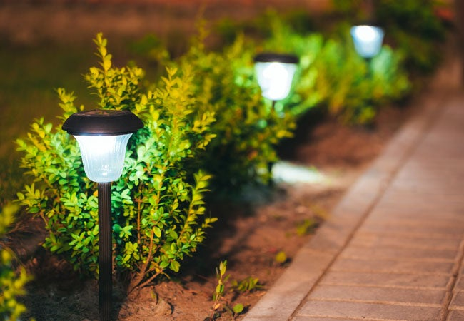 best solar garden lights - Garden Lighting