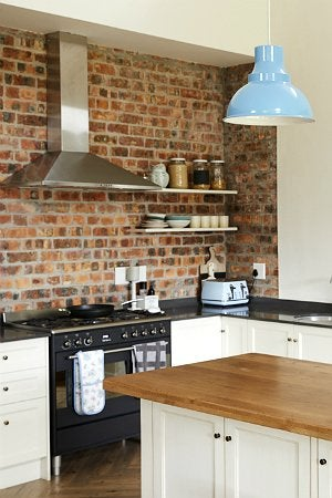 Kitchen Backsplash Corners