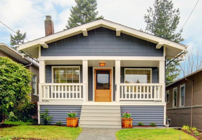 Best Summer Home Improvements - Re-Siding the House