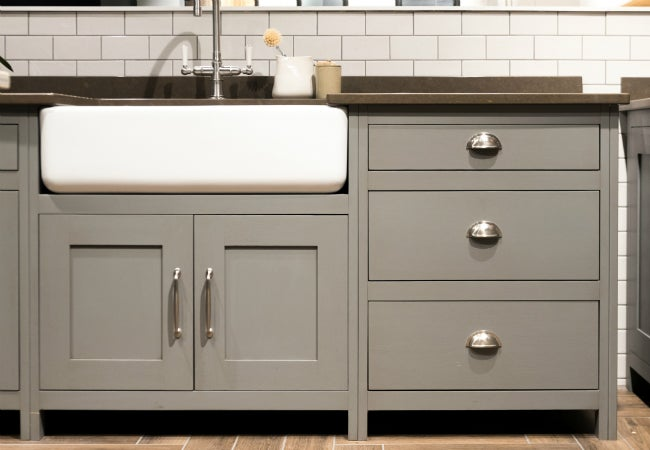 Best Summer Home Improvements - Refacing Cabinets
