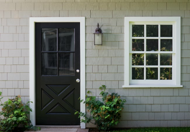 Best Summer Home Improvements - Replacing the Front Door