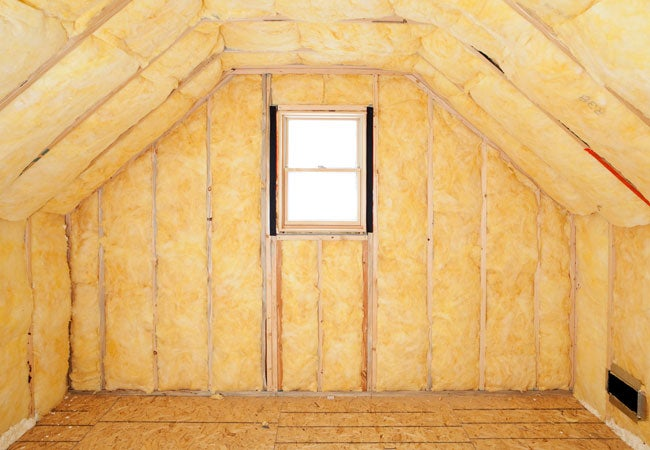5 types of insulation for the home bob vila for Types of insulation for basement