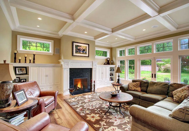 Coffered Ceilings 101 All You Need To